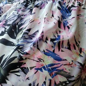 NYDJ Tops - NYDJ floral printed blouse